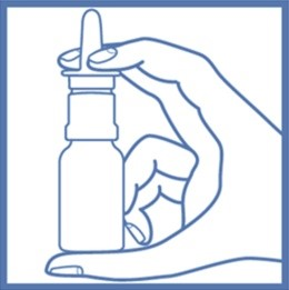 Kako se primjenjuje LYNASE® sprej za nos?